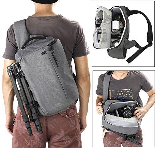 shoulder sling backpack