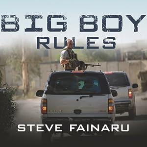 Big Boy Rules Audiobook