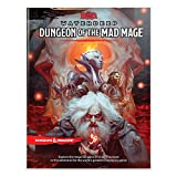 Book cover from Dungeons & Dragons Waterdeep: Dungeon of the Mad Mage (Adventure Book, D&D Roleplaying Game) (D&D Adventure) by Wizards RPG Team