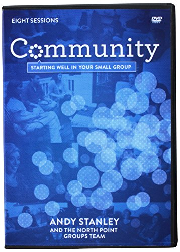 Community A DVD Study from HarperCollins Christian Pub.