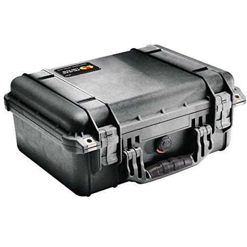 Pelibox 1450 Kunststoffbox, mit Schaumstoffeinsatz