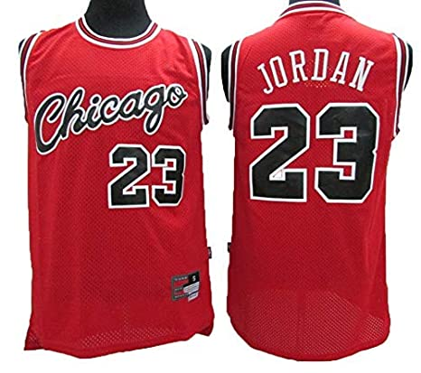 BXWA Sports Camisetas de Baloncesto # 23 Jordan Chicago ...