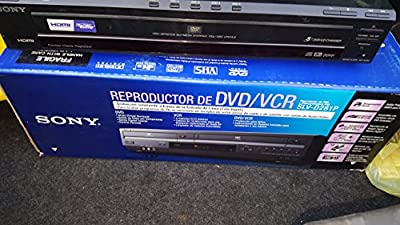 Sony DVD/VCR Progressive Scan Combo Player SLV-D281P