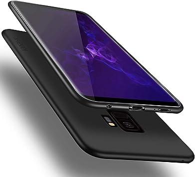 X-level Funda Samsung Galaxy S9, [Guardian Series] Suave TPU Gel Silicona Ultra Fina Anti-Arañazos y Protección a Bordes Phone Case Carcasa para Samsung Galaxy S9: Amazon.es: Electrónica