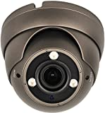 HDView 2.4MP 4-in-1 (TVI/AHD/CVI/960H) 1080P Outdoor SONY Sensor Super Matrix EXIR 2.8-12mm Vari-Focal Lens Turbo Platinum Dome Camera Review