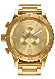 Nixon 51 30 Chrono Watch in All Gold (Small Image)