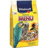 Vitakraft Menu Vital Food for Large Parrots with Honey, 1 kg