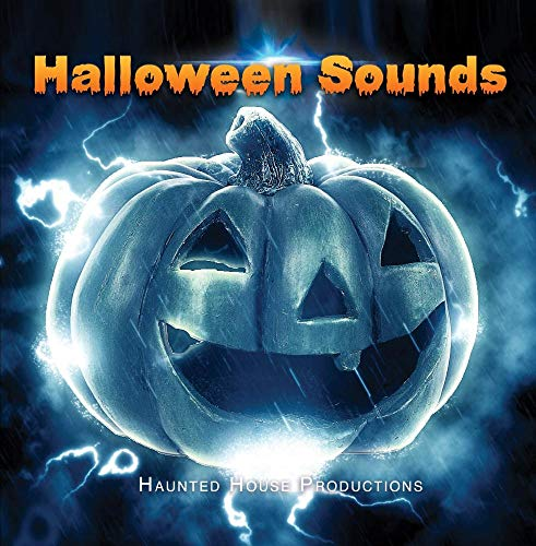 Evil Halloween Tricks (Halloween Sounds - One Hour CD of Haunted House sounds for)