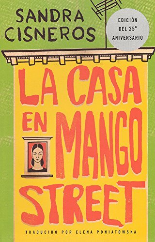 La Casa En Mango Street (The House On Mango Street) (Turtleback School & Library Binding Edition) (Spanish Edition) by Sandra Cisneros (1994-11-01)
