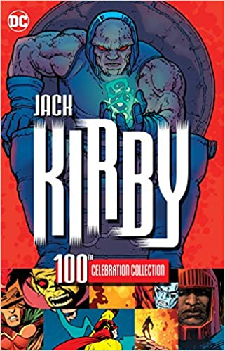 e61170dd85f Amazon.com  Jack Kirby 100th Celebration Collection (9781401274795)   Various  Books
