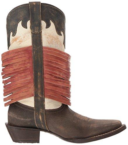 Durango Femminile Drd0212 Western Boot Classic Americana