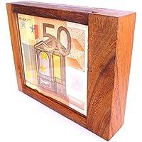 Logica Juegos Art. Caja Fuerte con Truco M - La Caja Secreta - Dificultad 5/6 Increíble - Rompecabezas de Madera…