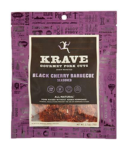 KRAVE Pork Jerky, 2.7oz, Black Cherry ()