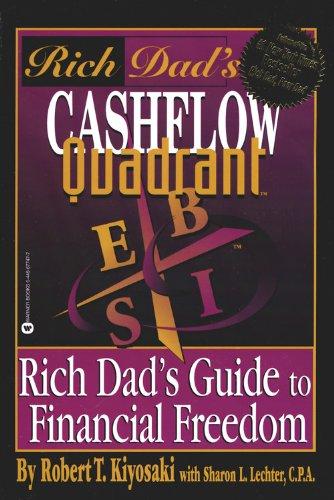 Cash Flow Quadrant (Turtleback School & Library Binding Edition) (Rich Dad)