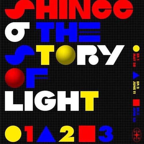 CD : Shinee - Story Of Light Epilogue (Asia - Import)