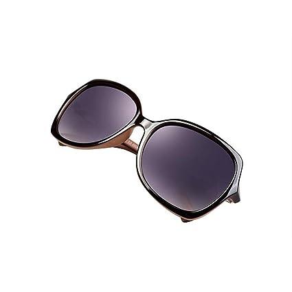 gafas de sol Polaroid Mujer cara redonda cara grande de la ...