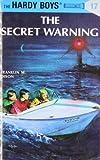 The Secret Warning, Franklin W. Dixon, 0448089173