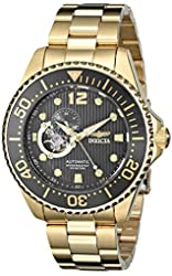 """Invicta Men's 15399 """"Pro Diver"""" Stainless Steel Automatic Watch"""