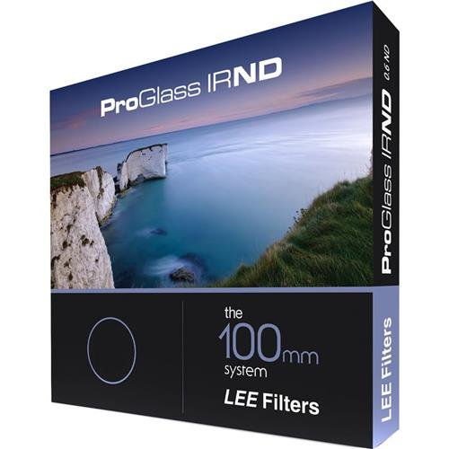 Lee Filters ProGlass 100x100mm IRND 2 Stop 0.6 ND Glass Filter