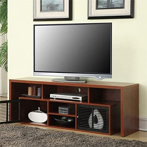 Pemberly Row 62 TV Stand in Cherry