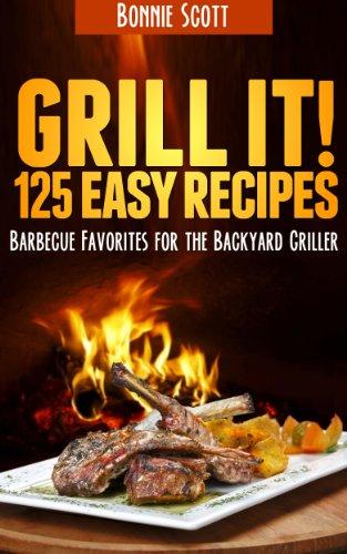 #freebooks – Grill It! by Bonnie Scott