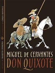 Don Quixote (Candlewick Illustrated Classic)