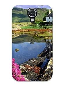 AnnDavidson Galaxy S4 Hard Case With Fashion Design/ OnqaZtX12204FGnrJ Phone Case