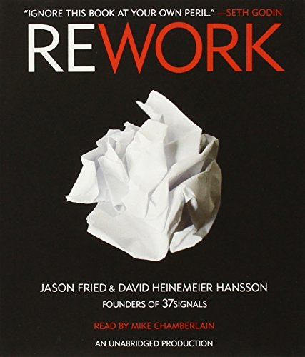 Rework by Random House Audio