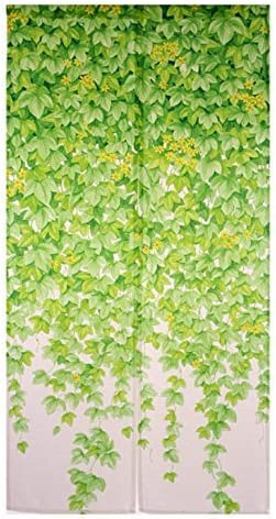 Long 67inch Noren Curtain Tapestry – Ivy
