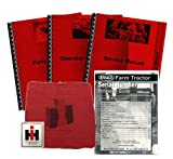 Farmall Regular Deluxe Tractor Manual Kit