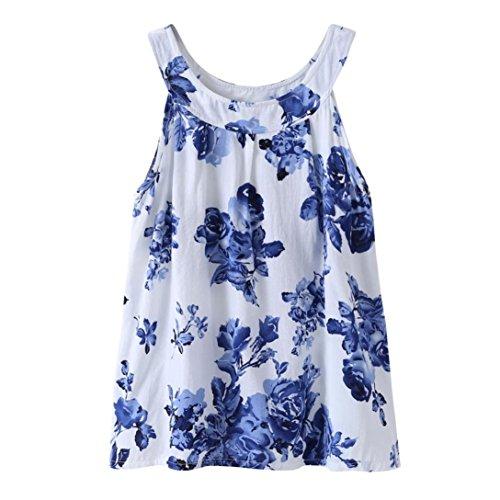 TiTCool Girls Sundress, Toddler Sleeveless Bohemian Flowers Summer Beach Dress Size 2-6 Years (J, 3T)
