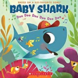 Book cover from Baby Shark by Eric Carle