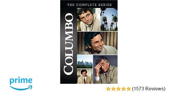 Amazon com: Columbo: The Complete Series: Peter Falk: Movies