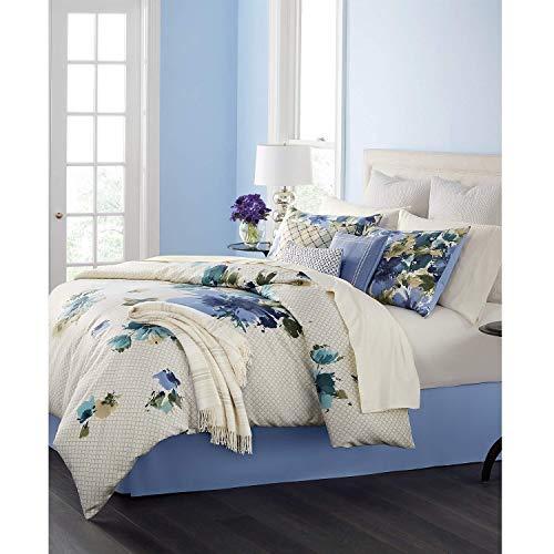 Martha Stewart Bedroom Collection - Martha Stewart Collection Meadow Bouquet 14Pc King Comforter Set