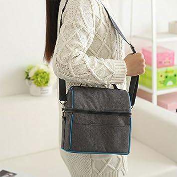 Espeedy K/ühler Lunch Bag Picknick Bento Box frisch halten Eisbeutel Essen Obst Lagerung Zubeh/ör liefern