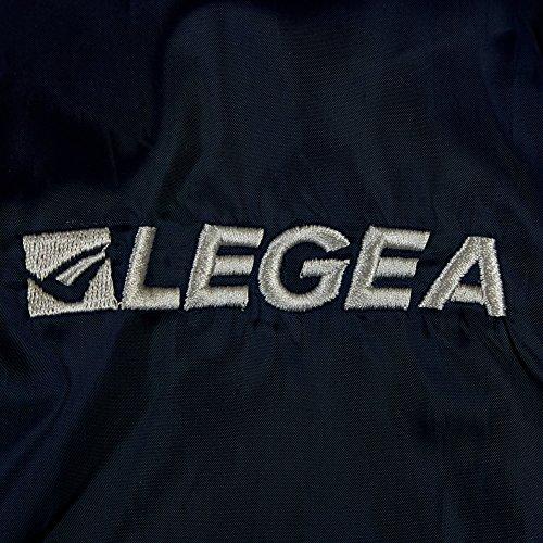Giacca Blu Legea argento