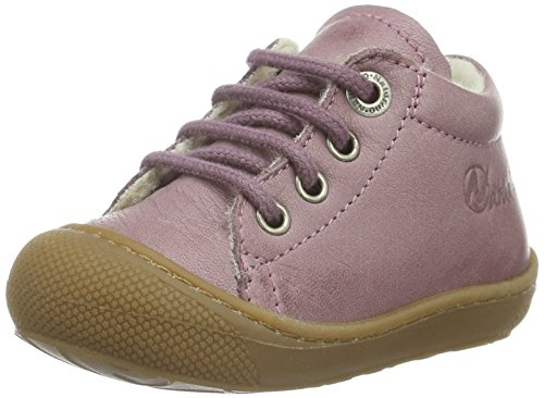 Naturino Baby Mädchen 3972 Lauflernschuhe, Pink (Rosa_9106), 21 EU