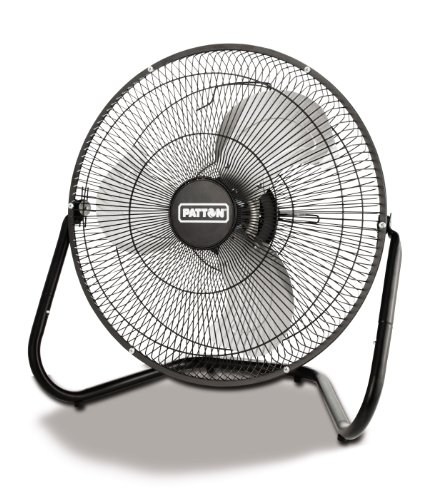Patton 14-inch High Velocity Fan, PUF1410C-BM (High Velocity Shop Fan compare prices)
