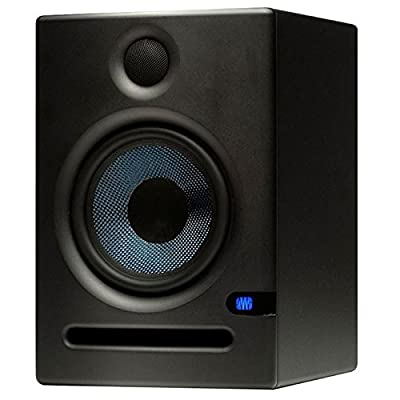 Presonus Eris E5 Pair - Pair of High-Definition 2-way 5.25 inch Near Field Studio Monitors from PreSonus