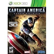 Captain America: Super Soldier  - Xbox 360 Standard Edition