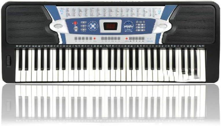 Teclado, Teclado Electrónico, 61 teclas, Teclado piano ...