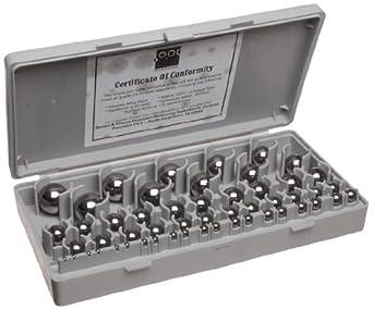 Brown & Sharpe 599-766 Precision Gauge Ball Set