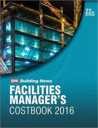 2016 Bni Facilities Managers Costbook