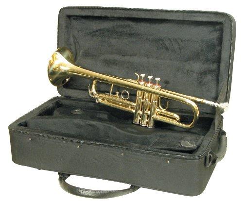 Mirage M40151 Bb Brass Trumpet with Case by Mirage