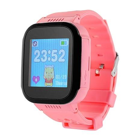 Amazon.com: XCSOURCE Children Smart Watch 1.44in Q90 Remote ...