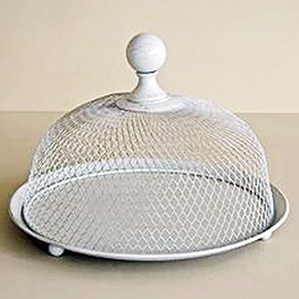 Home & Garden Hot Sale Sweetly Does It Polka Dot 42cm Umbrella Cake Cover Modern Design