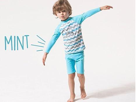 Costumi Da Bagno Per Bambino : Hjxjxjx costumi da bagno per bambini maschio e femmina stampata a