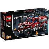 Lego 'Technic - First Responder' Fire Suv - 42075