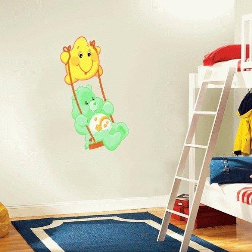 (Care Bears Wish Cartoon Wall Decal Sticker 15