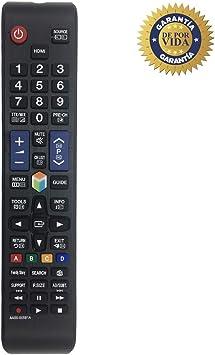 MYHGRC Mando AA59-00581A para Samsung Smart TV fit para Control Remoto para Samsung HDTV LCD LED TV-Reemplazado BN59-01198Q AA59-00580A AA59-00582A: Amazon.es: Electrónica